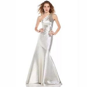 THEIA One Shouldered Gown $995